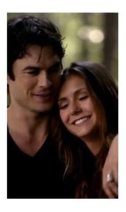 Damon & Elena // The Vampire Diaries - Heaven - YouTube
