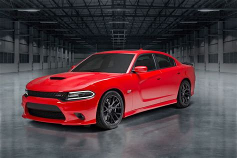2018 Dodge Charger Lineup With Features, Specs, And Prices