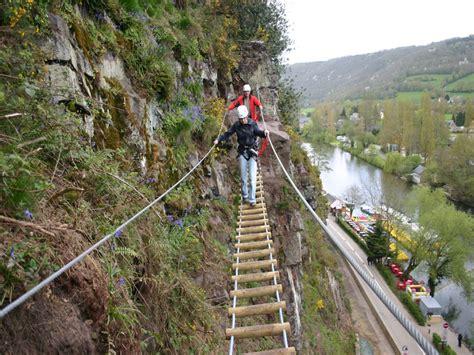 via ferrata escalade tyrolienne suisse normande calvados