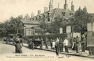 40 Rue De La Gare Rouffach : tout paris 40 rue bichat hopital saint louis en 1900 ~ Premium-room.com Idées de Décoration
