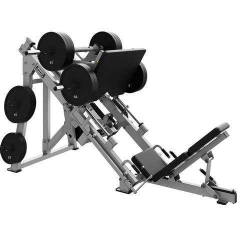 Plate Loaded Linear Leg Press