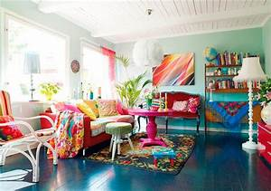 Bright, Colors, For, A, Bright, Home