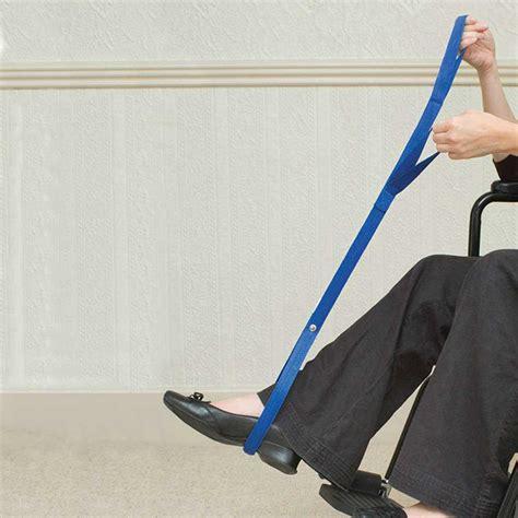 dual handle leg lifter
