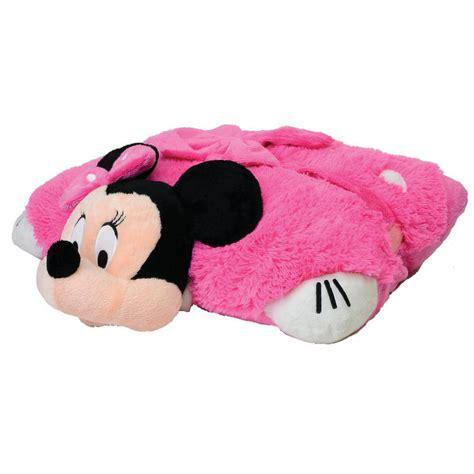 minnie mouse pillow pet childrens disney minnie mouse pillow pet soft