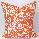 Coral Print Fabric   Home Design #4501   Home Design Ideas