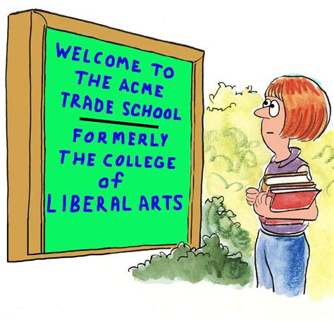 liberal arts education  todays world