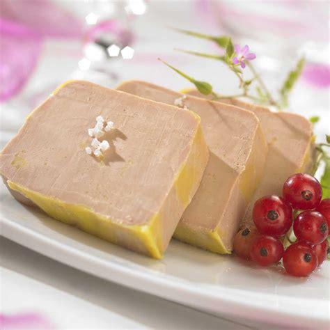 cuisine foie gras recette foie gras de canard mi cuit façon lenôtre