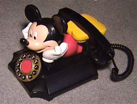 mickey mouse phone the farmer s novelty telephone notebook character and