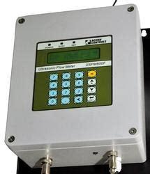 manufacturer   monitor ultrasonic flow meter
