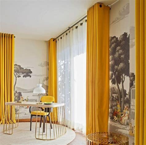 Weisse Blickdichte Vorhänge by 1001 Ideen Und Beispiele F 252 R Moderne Vorh 228 Nge Und