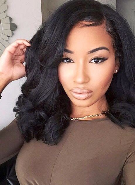 Beautiful Sew In Hairstyles by Lovemebeauty85 Fashion In 2019 Hair Styles
