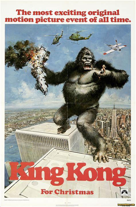 Towering Kong Posterwirecom