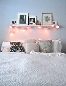 la deco chambre romantique 65 idees originales With chambre bébé design avec coeur fleurs artificielles