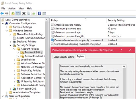 I want to send them password expiration reminders and found some really handy tips to automate this. How to Open the Local Group Policy Editor in Windows 10