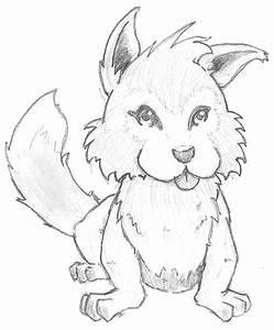 Kunst Zeichnungen Bleistift : kleiner wolf wolf comic bleistift zeichnungen tiere wolf von pfuscher87 bei kunstnet ~ Yasmunasinghe.com Haus und Dekorationen
