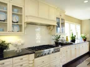 backsplash designs for kitchen kitchen backsplash tile ideas hgtv