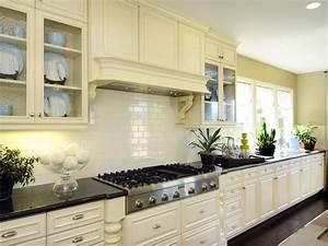 picking a kitchen backsplash hgtv With 2 top design concepts for white tile backsplash
