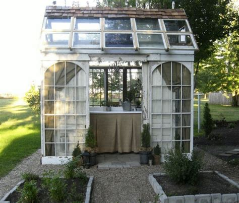 window greenhouse glass windows mirrors doors