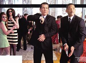 New 'Men In Black 3′ Images Featuring Agent J And Young ...