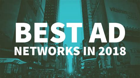 top ad networks for publishers banner display blog 2018 update