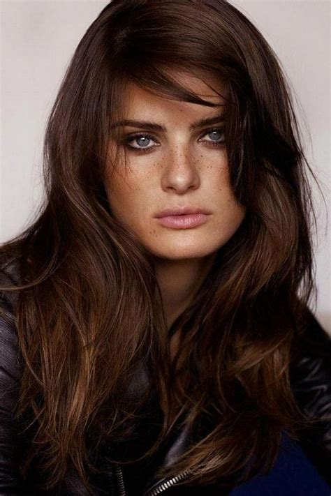 To dye hair with coffee and for the desired effect, you should use this product as a hair rinse. Chocolate Dark Brown Hair Dark Chocolate Brown Hair Color ...