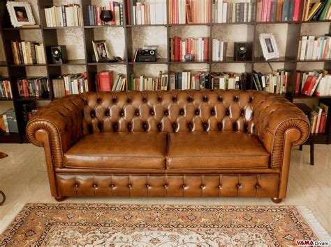 Chesterfield 2 Maxi Seater Sofa