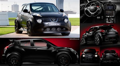 nissan juke  concept  pictures information specs