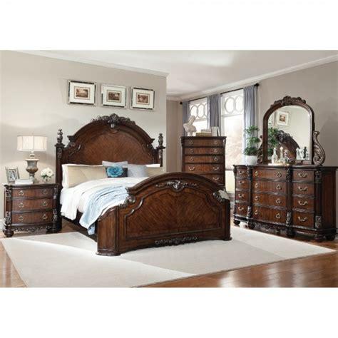south hton bedroom bed dresser mirror queen
