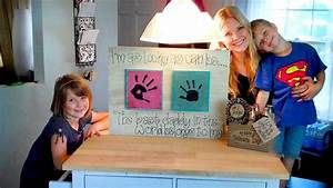 Fun Father's Day Crafts!! - YouTube