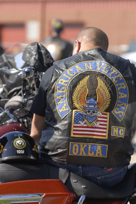 dvids images american veterans motorcycle club pay