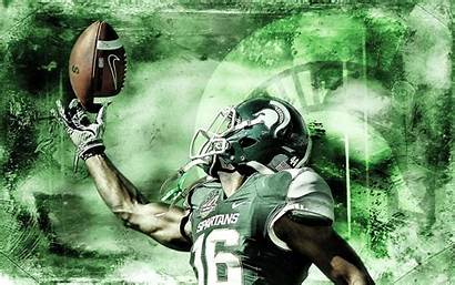 Michigan State Football Wallpapers Spartans Spartan Msu