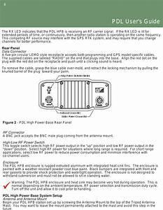 Trimble Navigation Lpb4520225 Uhf Radio   Data Only  Modem