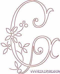monogram for hand embroidery letter g hand embroidery With embroidery letter patterns
