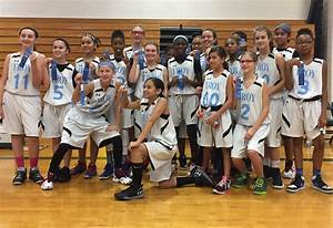 Troy 6th grade girls win basketball tournament | The Times ...