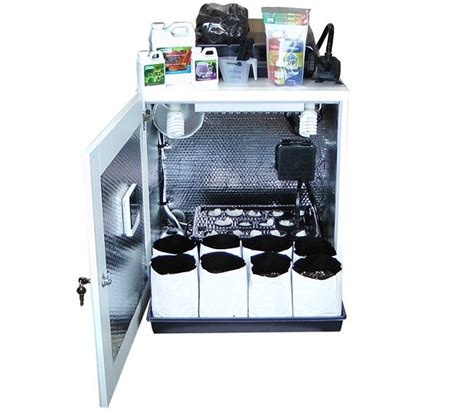 How Does Your Garden Grow Lab by Diy Build Your Hydroponic Grow Room