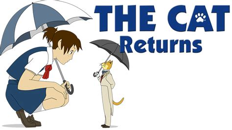 The Cat Returns  Movie Fanart Fanarttv