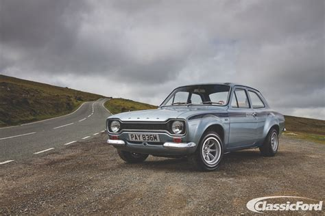 Ford Escort Mk1 Wallpaper HD
