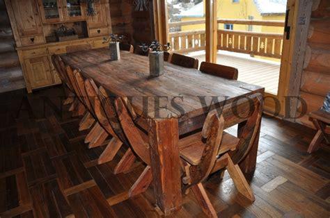 vieux bureau en bois meubles en vieux bois