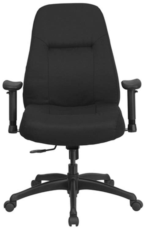 hercules 400lb big and desk chair fabric computer chair