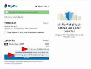 Gebühren Paypal Berechnen : so vermeidest du ganz einfach teure paypal geb hren in ~ Themetempest.com Abrechnung