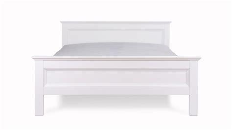 Betten In Weiß by Bett Landwood Bettgestell In Wei 223 Mit Kopfteil 140x200 Cm