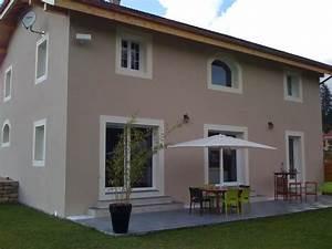 rénovation de façades Jura : Enduits chaux, isolation extérieure