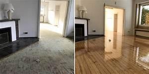 Teppichkleber Entfernen Holz : bodenrenovierung teppichkleber von dielen entfernen parkett remel ~ Orissabook.com Haus und Dekorationen