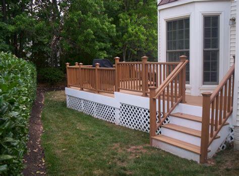Gartentreppe Holz  Gartenideen Mit Treppen