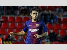 David Costas will be part of the Barcelona squad to face