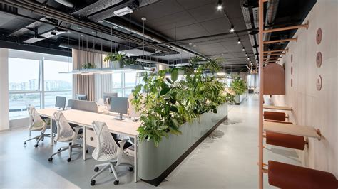Catena Media Office In Belgrade, Serbia By Studio Autori