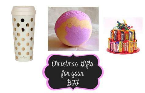 christmas gifts for your bff chelsea crockett