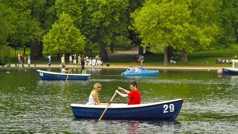 Central Park Boating Price by Swimming Boating And Lidos In Things To Do