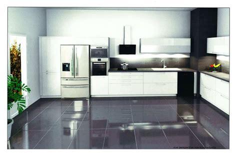 cuisine design avec ilot cuisine cuisine schmidt rustique avec ilot central