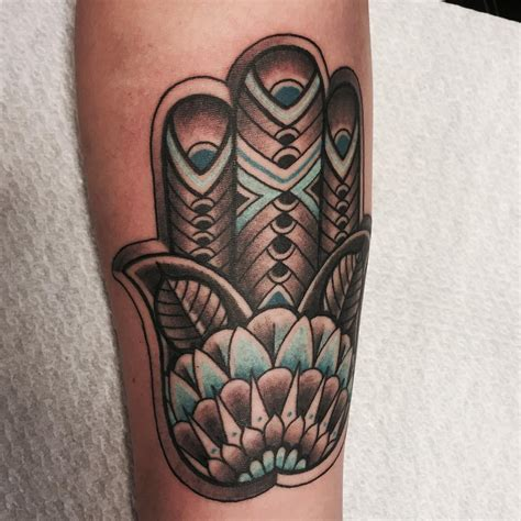 hamsa tattoo designs meanings symbol  protection